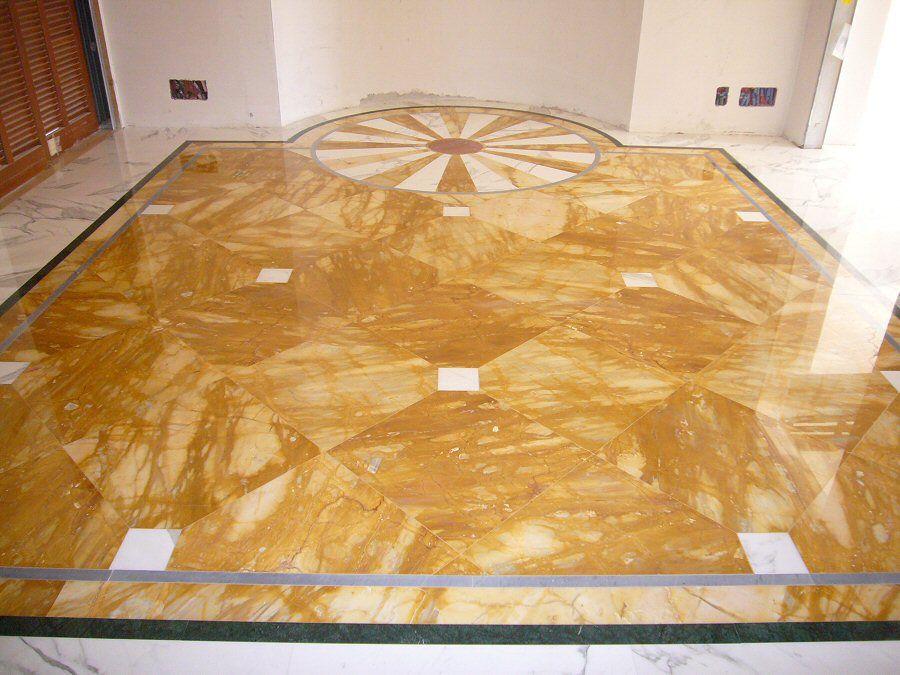 Bagno Giallo: Migliori idee su dipingere le piastrelle del bagno.